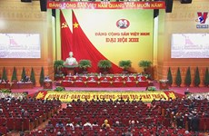 13th National Party Congress wraps up