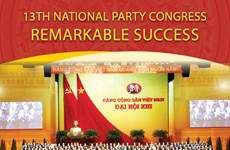 13th National Party Congress: Remarkable Success