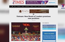 Int'l media interest in Vietnam's development orientations
