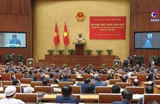 National conference popularising resolution of 13th National Party Congress