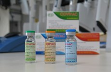 Production of Made-in-Vietnam COVID-19 vaccine Covivac