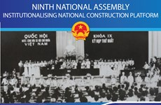 Ninth National Assembly: Institutionalising national construction platform