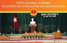 Tenth National Assembly: Bolstering industrialisation and modernisation