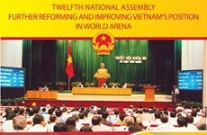 Twelfth National Assembly: Further reforming and improving Vietnam's position in world arena