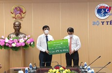 Joint efforts for a healthy Vietnam