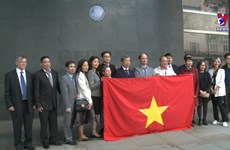 President Ho Chi Minh's footsteps in the UK