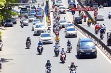 Hanoi scorched by heat wave