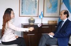 Argentina wishes to establish strategic partnership with Vietnam: Ambassador