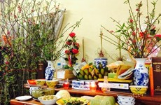 Ancestral altar: Quintessence of Vietnamese Lunar New Year