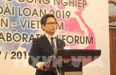 Vietnam, Taiwan boast huge potential for trade cooperation