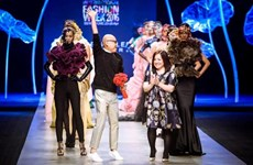 Vietnam int'l fashion week to gather famous local, global designers
