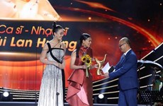 Cong Hien (Devotion) Music Awards 2019 honour promising young artists