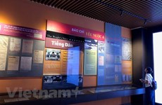 Vietnam Press Museum keeps memories of national history