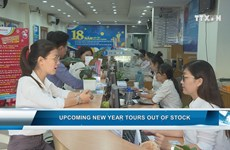 Upcoming New Year tours out of stock