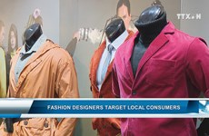 Fashion designers target local consumers