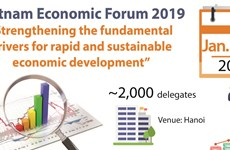 Vietnam Economic Forum 2019