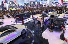 Automobile market expands strongly in 2018