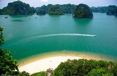 Quang Ninh tourism thrives thanks to infrastructure improvement