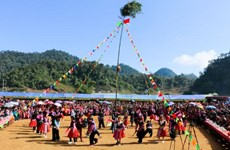 Mong ethnic festival prays for bumper crop