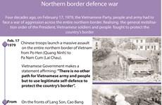 Northern border defence war
