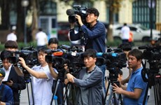 Hanoi in the eyes of foreign reporters