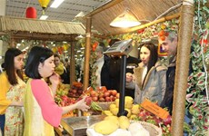 Vietnam boasts street food in Moscow