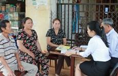 Dak Lak encourages people to buy social insurance