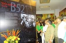 Exhibition on memories of war opens in Hanoi