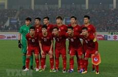 Vietnam secure berth in 2020 AFC U23 finals