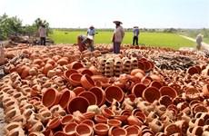 Binh Duc pottery village in Binh Thuan province