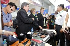 Vietnam int'l trade fair takes place in Hanoi