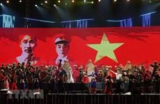 Arts show celebrates Dien Bien Phu victory