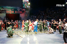 Dien Bien Phu victory re-enacted through circus art