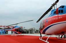 Ha Long Bay gets new heli tour