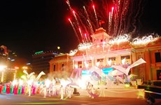 Fish worshipping festival in Nha Trang