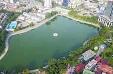 Urban lake system on alert