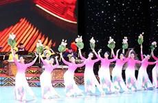 Art performance honours Vietnam-China ties