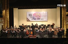 Vietnam to host int'l chamber music contest