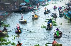 Floating market memories in Southwest region