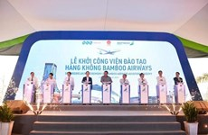Bamboo Airways aviation training centre inaugurated