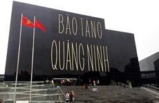 Quang Ninh Museum runs effectively