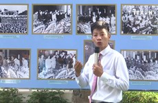 Exhibition highlights significance of Ho Chi Minh's testament