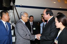 Malaysian PM pays visit to Vietnam