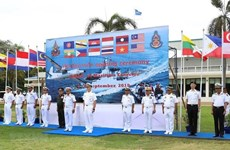 Vietnam attends ASEAN US naval exercise in Thailand