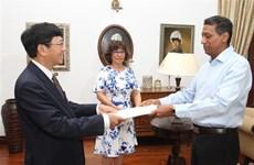 Vietnam, Seychelles strengthen cooperative relations