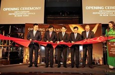 Vietcombank becomes first Vietnamese bank to open rep office in US