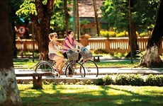 Hue plans to launch bike tourism service