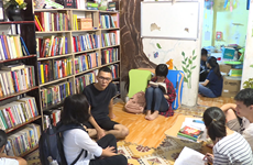 Private library spreads love for reading