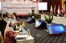 ASEAN defence and security institutions meeting opens in Da Nang