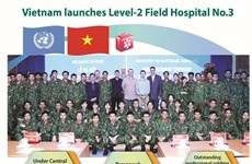 Vietnam launches Level-2 Field Hospital No.3